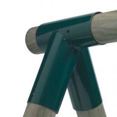 Schaukelverbinder rund 100/100 mm  620860_k