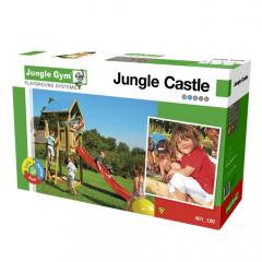 Baupaket Jungle Gym Castle |DIY-Kit ohne Holzelemente
